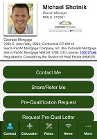 Colorado Mortgage App for Your Mobile Device