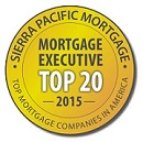 Sierra Pacific Mortgage is in Top 20 Mortgage Companies in America!