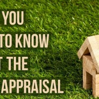 What You Need to Know About the Home Appraisal