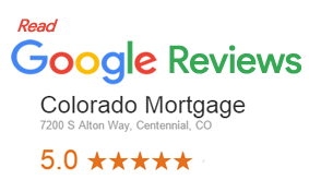 Read Over 60 Google Reviews of Colorado Mortgage
